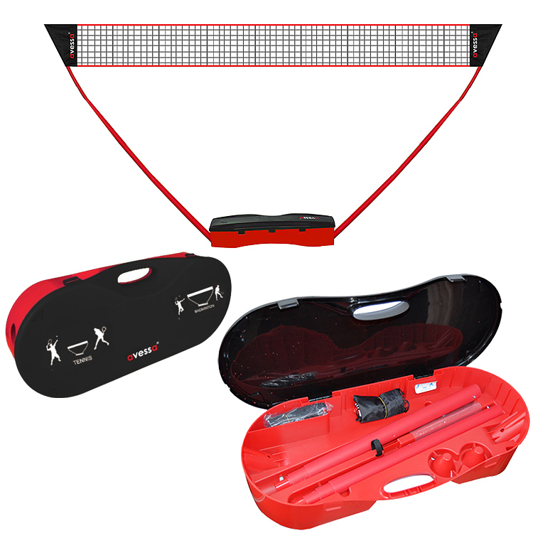 Avessa Portatif Badminton  Tenis Fileli Set DS 01002