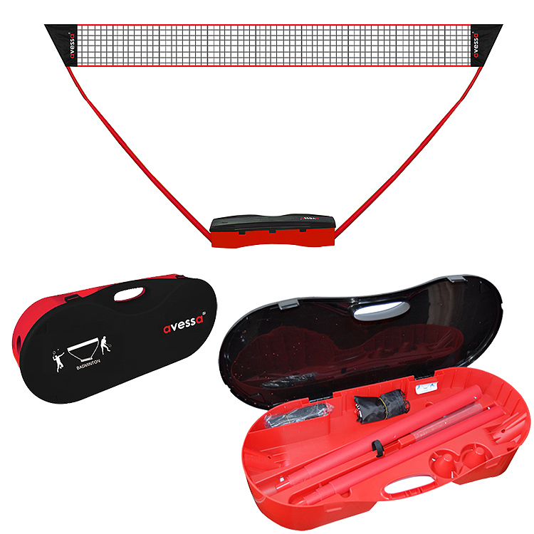 Avessa Portatif Badminton Fileli Set DS 01001