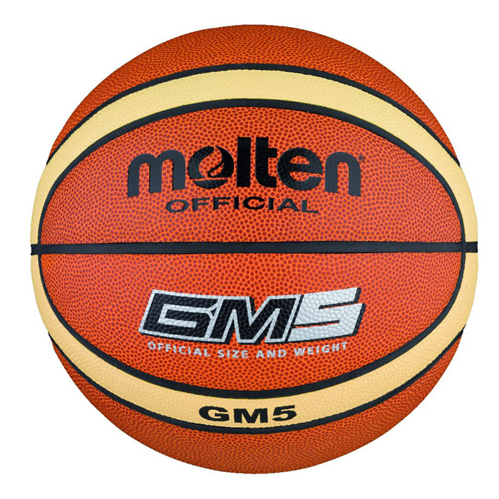 Molten BGM5 Basketbol Topu No5 indoor Antrenman Topu