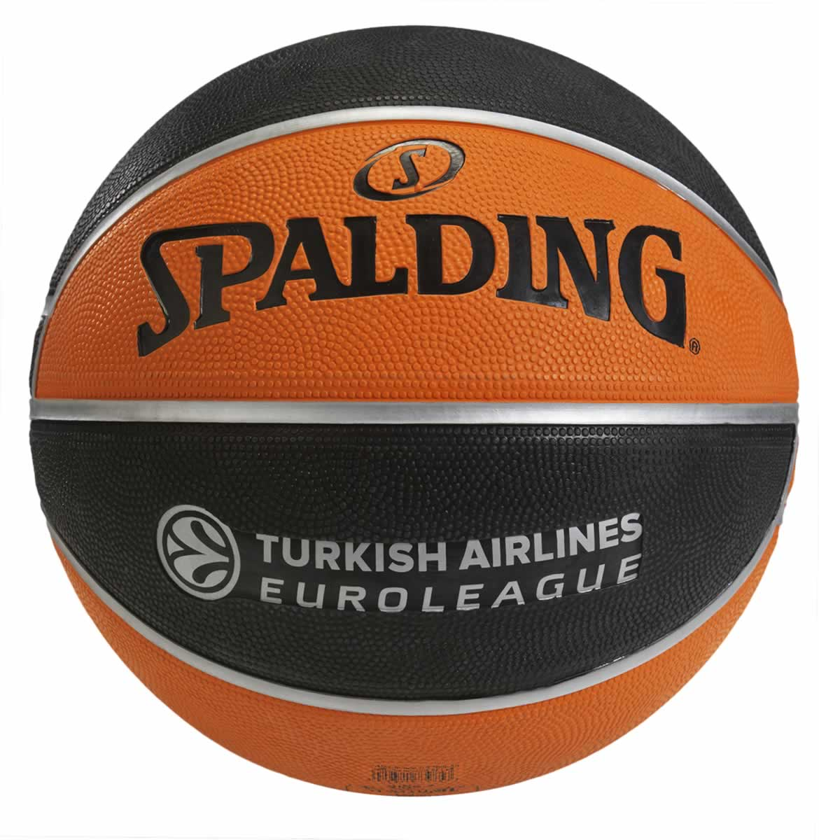 Spalding TF-150 Euroleague Basket Topu Turkish Airlines EURO/TURK SZ7