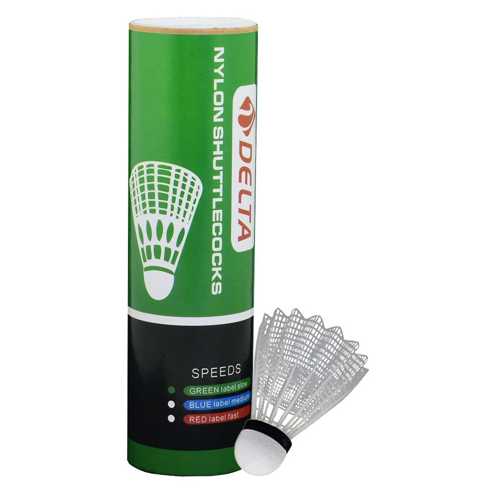 Delta BT1000 Slow Speed 6 'lı Badminton Topu