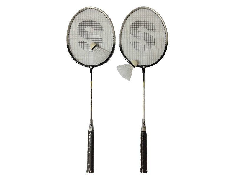 Selex P300 Badminton Set 2 Raket - 2 Top