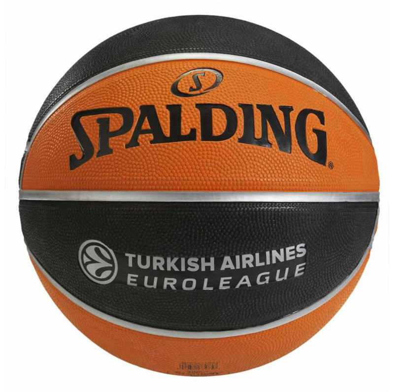 Spalding TF-150 Euroleague Basketbol Topu